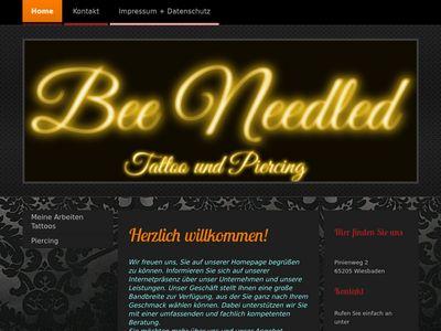 Bee-Needled, Tattoo Wiesbaden