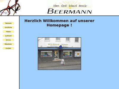 Beermann Optik Uhren