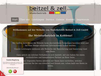 Malerbetrieb Beitzel & Zell