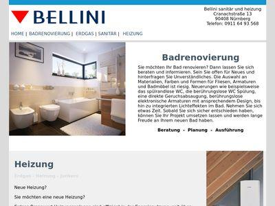 Bellini sanitär und heizung