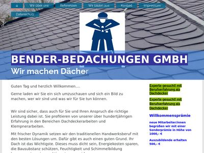 Bender-Bedachungen GmbH