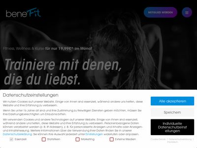 BeneFit Fitness & Wellness - Münster