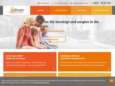 Berger-Alarm