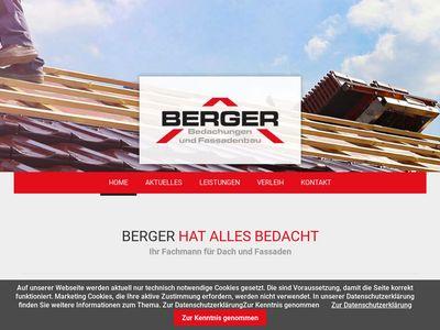 Berger Bedachungen & Fassadenbau