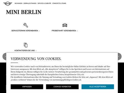 MINI Berlin-Mitte