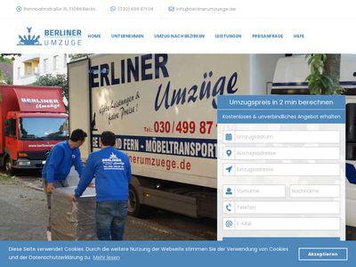Berliner Umzüge e.K.