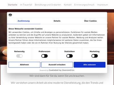 Bestattungshaus Sabine Müller