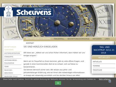 Bestattungen Scheuvens GmbH