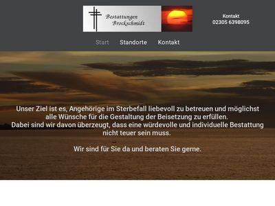Bestattungen Brockschmidt GmbH