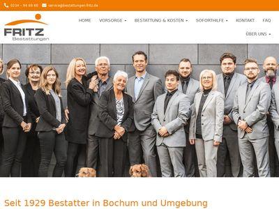 Bestattungen Fritz GmbH