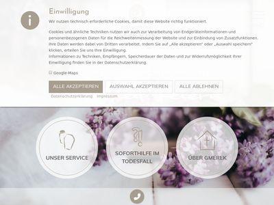 Bestattungen Gmerek GmbH