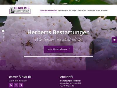 Bestattungen Herberts