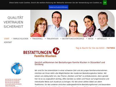 Bestattungen Klucken GmbH