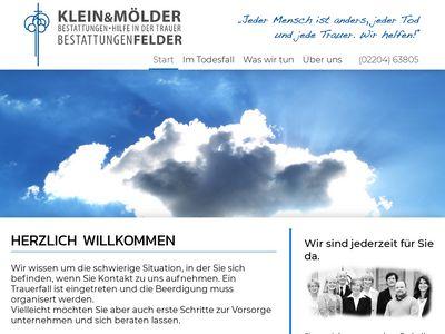 Bestattungen Klein&Mölder