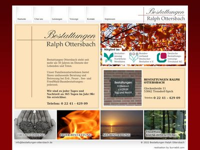 Ralph Ottersbach Beerdigungsinstitut