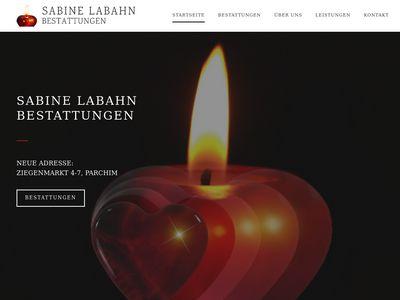 Sabine Labahn Bestattungen UG