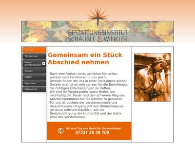 Bestattungsinstitut Schäuble und Winkler