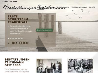 Bestattungen Teichmann