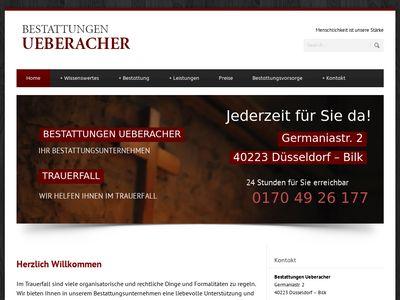 Herr Ulrich Uebeacher
