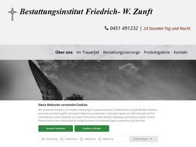 Beerdigungsinstitut Friedrich-W. Zunft