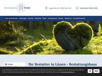 Bestattungshaus Fischer Inh. Thorsten Fischer