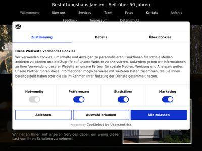 Bestattungshaus Jansen