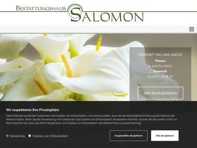 Bestattungshaus Salomon