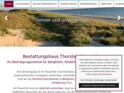 Bestattungshaus Thorsten Schneider e.K.