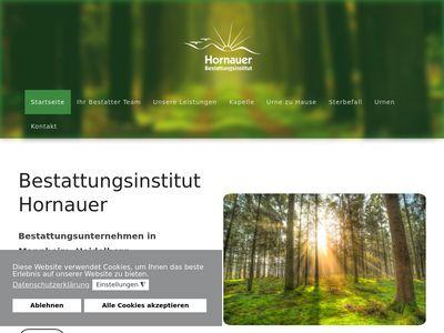 Bestattungsinstitut Hornauer