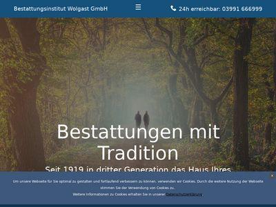 Wolgast Gabriele Bestattungsinstitut