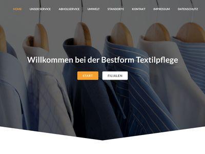 Bestform Textilpflege