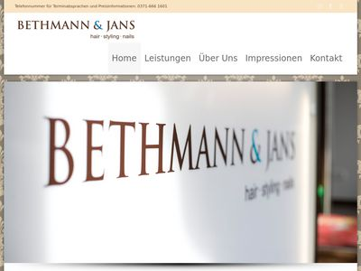 Bethmann + Jans Hair-Styling-Nails