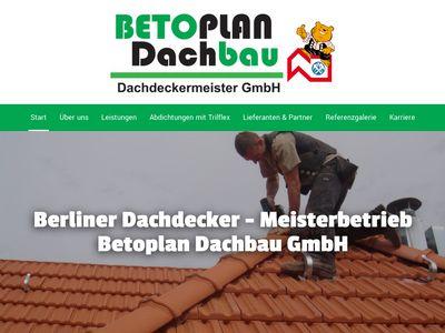 Betoplan Dachbau GmbH