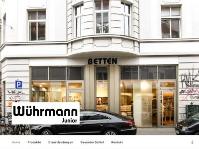 Wührmann junior Bettenhaus Bremen
