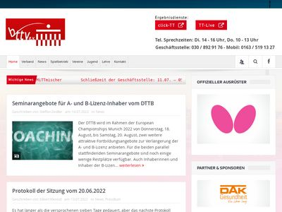 Berliner Tischtennis-Verband