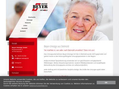 Beyer-Umzüge GmbH