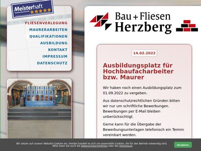 Bau- und Fliesen Herzberg