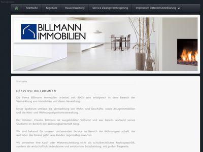 Billmann Immobilien