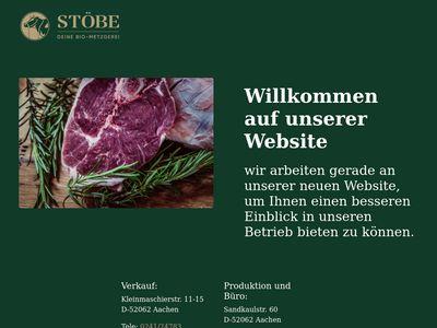 Stöbe - Der Premium Bio-Metzger