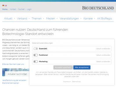 BIO Deutschland e. V.