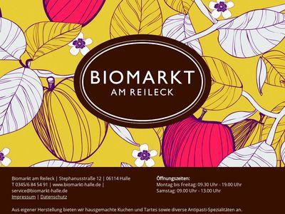 Biomarkt am Reileck