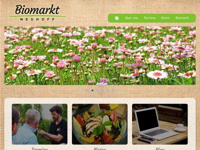 Biomarkt Neuhoff