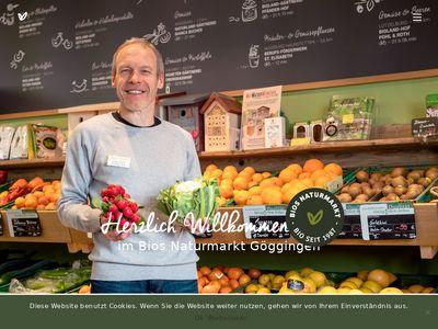 Bios Naturmarkt Göggingen