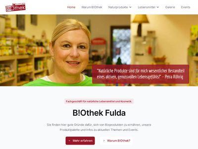 Biothek by Petra Röhrig