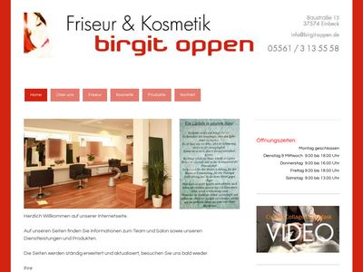 Birgit Friseur und Kosmetik Oppen