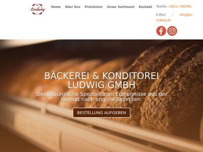 Bäckerei Konditorei Ludwig
