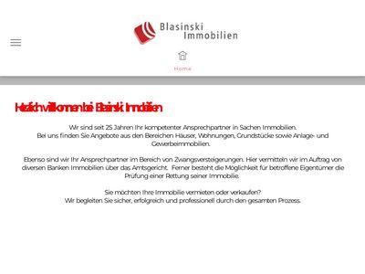 Blasinski Immobilien