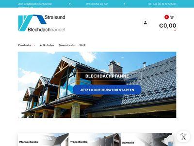 Blechdachhandel Stralsund