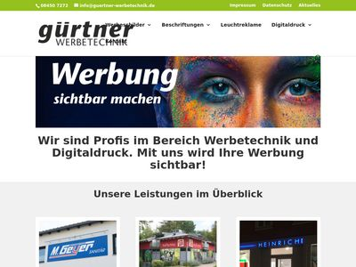 Ogtec   Webdesign & Marketing   Ingolstadt