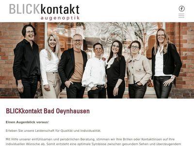 Blickkontakt Augenoptik Jens Dieker Augenoptik